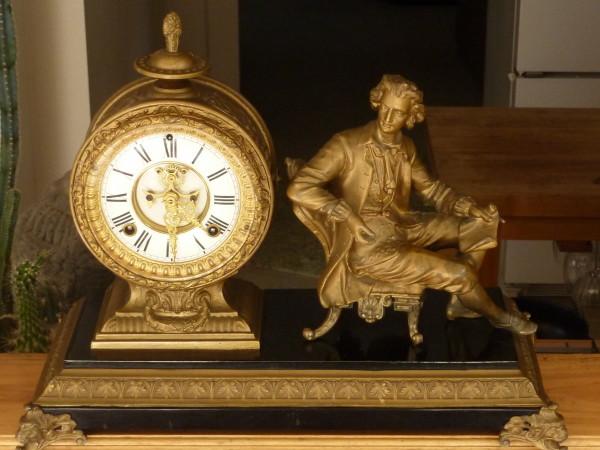 Ansonia Mozart Clock